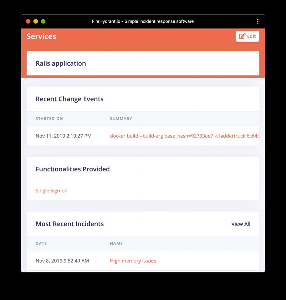 FireHydrant incident manage Slack integration for DevOps teams